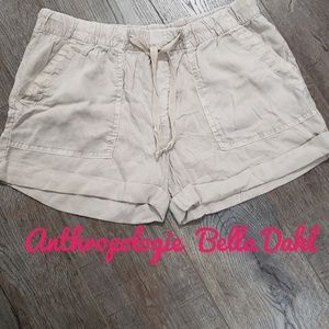 NWOT Anthropologie Bella Dahl shorts